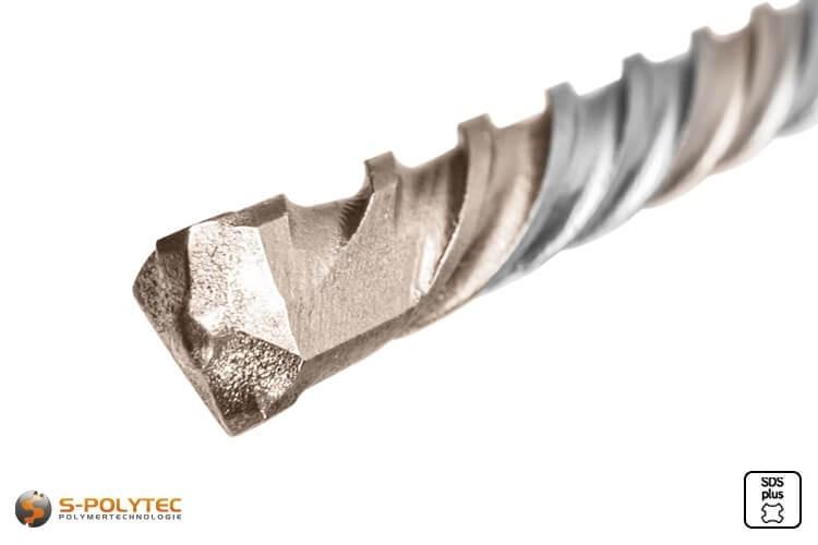 Hamerboor met SDS plus houder in de lengte 8mm x 100/160mm