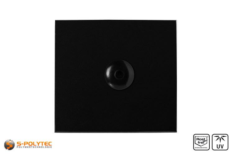 Gevel klinknagels zwart (RAL 9005)