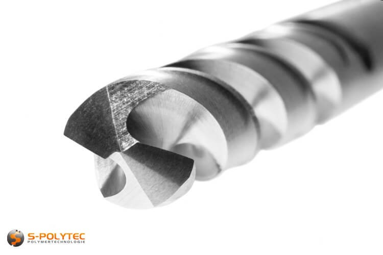 Spiraalboor DIN 338 HSS-G met 10,0mm diameter gemaakt van snelstaal