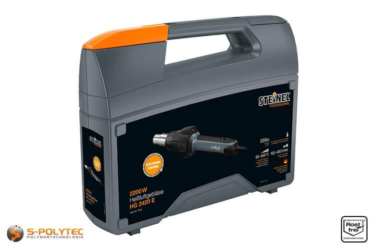 Transportkoffer voor staafapparat HG 2420 E van STEINEL®